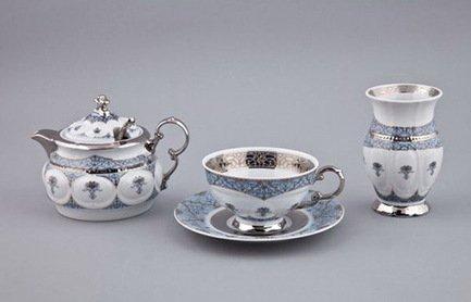 Чайный сервиз на 1 персону, 6 пр. 07140824-2065k Rudolf Kampf
