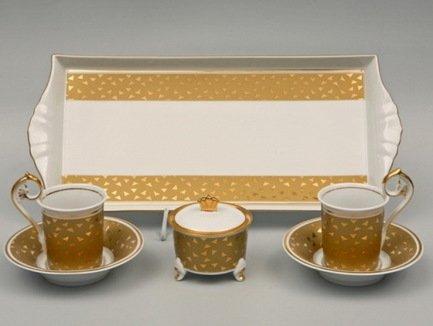 Rudolf Kampf Подарочный набор кофейный Тет-а-тет на 2 персоны, 6 пр. 40140714-A859 Rudolf Kampf