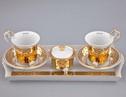 Rudolf Kampf Подарочный набор кофейный Тет-а-тет на 2 персоны, 6 пр. 40140714-B859 Rudolf Kampf