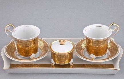 Rudolf Kampf Подарочный набор кофейный Тет-а-тет на 2 персоны, 6 пр. 40140714-C859 Rudolf Kampf