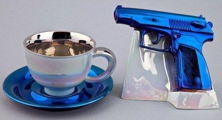 Rudolf Kampf Подарочный чайный набор 007, 2 пр.