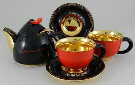Rudolf Kampf Чайный сервиз на 2 персоны, 5 пр. 52140813-5281k Rudolf Kampf rudolf kampf чашка чайная dali с блюдцем 46120425 1001 rudolf kampf