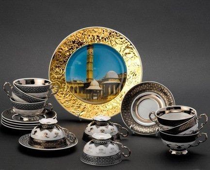 Rudolf Kampf Чайный сервиз на 6 персон Сирия, 15 пр. 07160725-2111