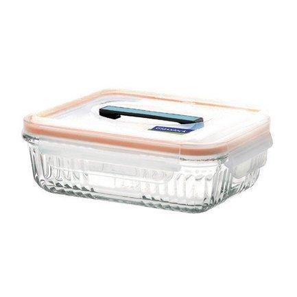 Glasslock Контейнер (3.6 л), 29.1х23.1x7.6 см, прямоугольный glasslock контейнер 2 2 л 30 8x18 5x6 2 см прямоугольный