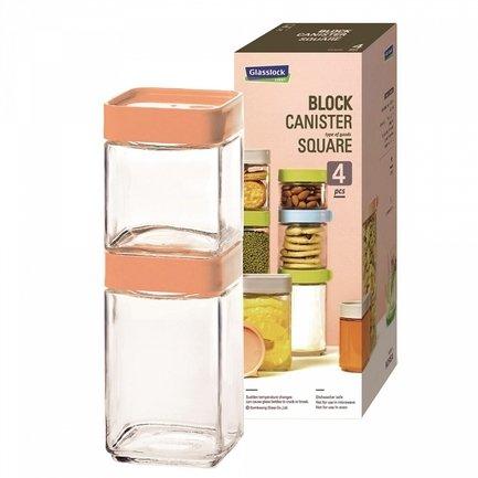 Фото - Набор контейнеров, 2 пр. IG-593/A Glasslock набор чаш glasslock gl 532