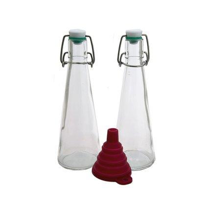 Фото - Набор бутылок для масла и соусов (0.25 л), 2 пр. IG-662 Glasslock набор чаш glasslock gl 532
