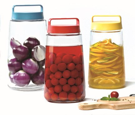 Glasslock Банка для жидких продуктов (4 л), 16.2x28 см IP-623 Glasslock цена