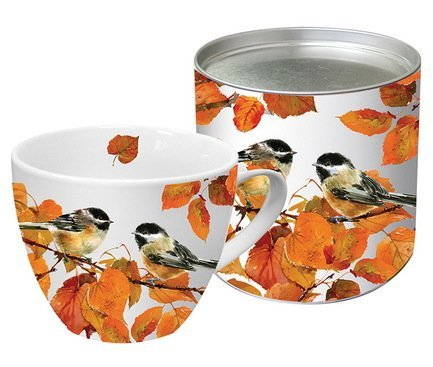 Paperproducts Design Кружка Autumn Birds (0.45 л), в подарочной коробке 602392 Paperproducts Design paperproducts design