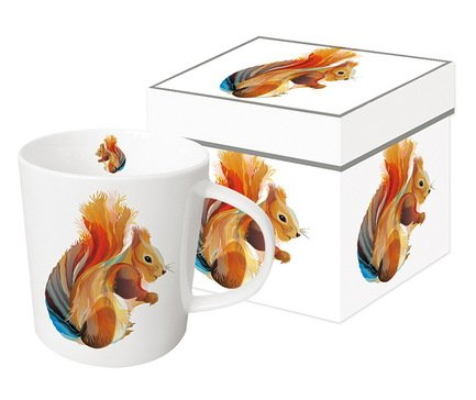 Paperproducts Design Кружка Leros Squirrel (0.35 л), в подарочной коробке paperproducts design