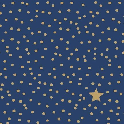 Paperproducts Design Салфетки The Star Money Blue бумажные, 16.5х16.5 см, 20 шт. 1332563 Paperproducts Design paperproducts design