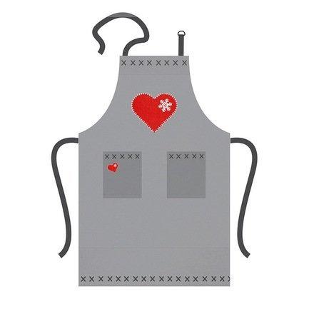 Paperproducts Design Фартук Felt Heart, 60х90 см vialli design