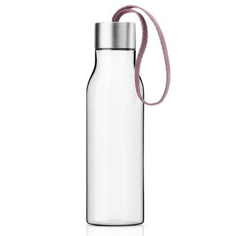 Бутылка питьевая спортивная (500 мл), 6.5х23.5 см, холодная роза 503024 Eva Solo