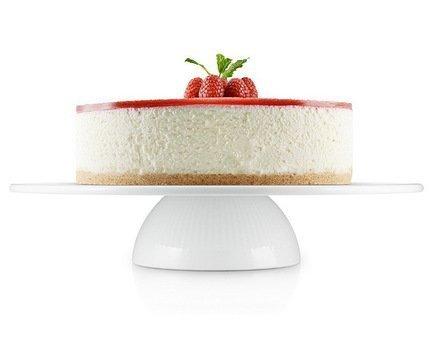 Eva Solo Тарелка для торта Legio Nova, 36х8 см, белая