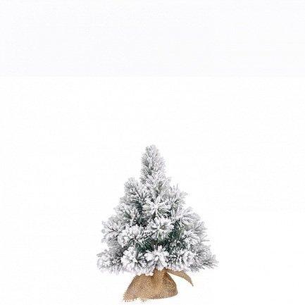 Triumph Tree Ель Метелица, 60 см, в мешочке, заснеженная ель искусственная заснеженная 60см