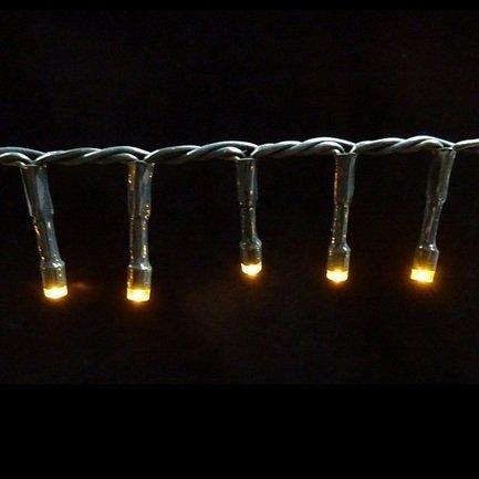 Luca lights Световая гирлянда, теплый свет, 368 лампочек, 27.6 м