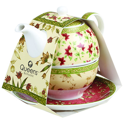 Churchill Чайный набор, 3 пр. CEYL00061 Churchill стоимость