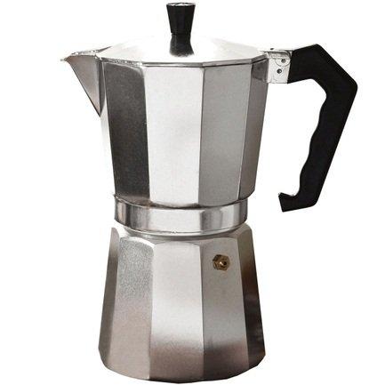 Кофеварка гейзерная Pepita (0.45 л), на 9 чашек 104109 G.A.T.