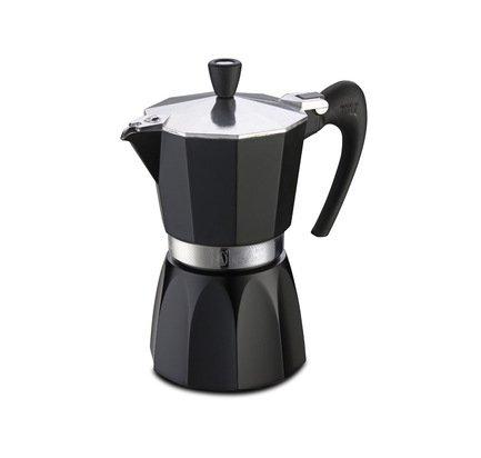 G.A.T. Кофеварка гейзерная Fashion (0.3 л), на 6 чашек 103906NE G.A.T. кофеварка гейзерная tescoma monte carlo  на 6 чашек