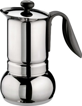 G.A.T. Кофеварка гейзерная Opera (0.3 л), на 6 чашек 01-001-06 G.A.T. кофеварка гейзерная tescoma monte carlo  на 6 чашек