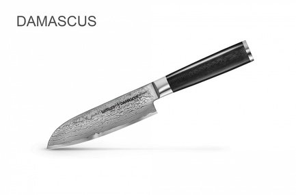 Samura Нож Сантоку Damascuss, 14.5 см SD-0092/K Samura