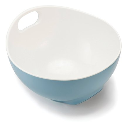 Миска Tilt (4 л), 17x26 см, голубая