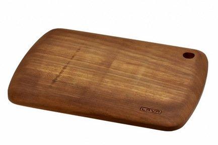 LAVA Доска разделочная Iroko Premium, 23х31 см LVAS278IR LAVA lava жирафик музыкальный 31см lava