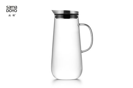 Samadoyo Кувшин Water bottle (1.25 л) S'067 Samadoyo 350ml wide mouth insulated water bottle with tea strainer