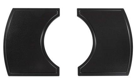 Primo Боковые столешницы из композитного материала для Oval Junior 317 Primo