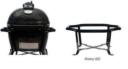 Primo Настольная подставка Primo Go для гриля Oval Junior 321 Primo цена