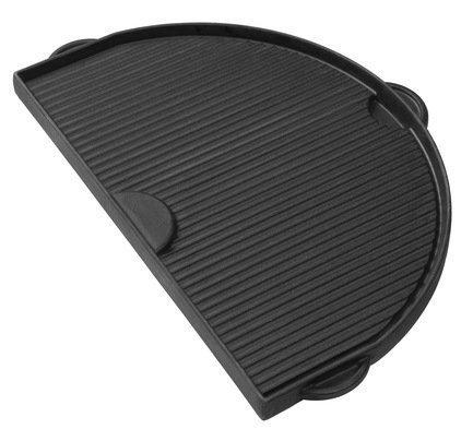 Сковорода двухсторонняя в форме полумесяца для Oval Large 365 Primo дополнительная полка решетка для жарки для primo oval large 315 primo