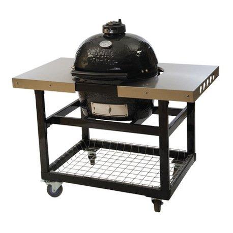 цена на Primo Гриль угольный Oval Junior Base, на столе-тележке 774S Primo