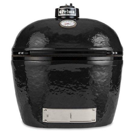 Primo Гриль угольный Oval XL Luxury, 71х54х67 см 778L Primo гриль угольный с плоской крышкой 49 см