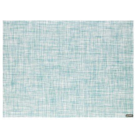 Guzzini Коврик сервировочный Tweed, 48х35х0.5 см, голубой 22606581 Guzzini игра полесьесервировочный столик 4960