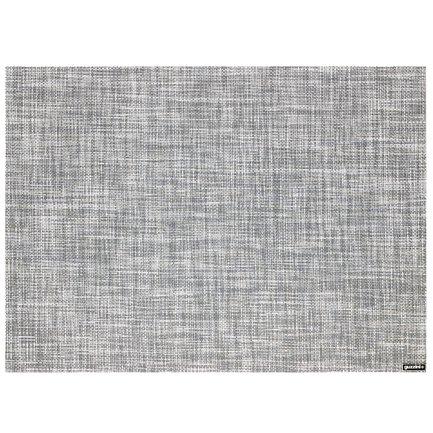 Guzzini Коврик сервировочный Tweed, 48х35х0.5 см, серый 22606592 Guzzini