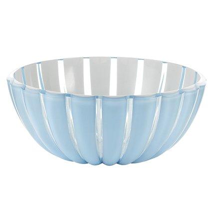 Guzzini Миска Grace (0.3 л), 12 см, голубая 29691281 Guzzini миска эмаль 1 л без рисунка