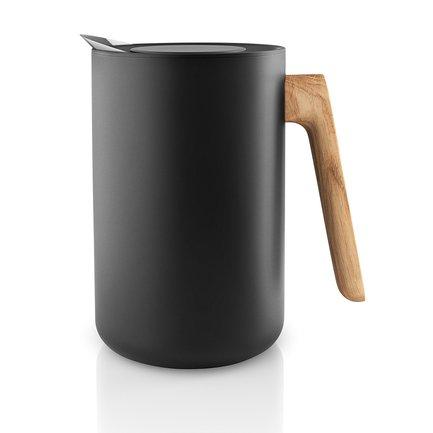 Eva Solo Термокувшин Nordic Kitchen (1 л), черный, 20.2x17.9x12.6 см 502756 Eva Solo