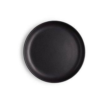Eva Solo Блюдо сервировочное Nordic Kitchen, 17 см, черное 502789 Eva Solo блюдо сервировочное ens масленица песочное печенье 19 19 см подарочная упаковка