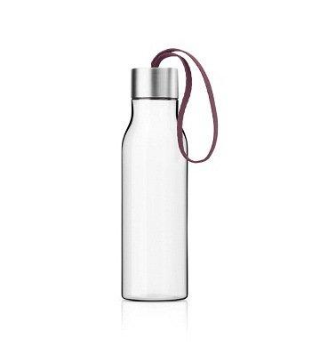 Eva Solo Бутылка питьевая спортивная, бургунди (500 мл), 6.5х23.5 см 503027 Eva Solo поильники vitdam складная эко бутылка с карабином 500 мл