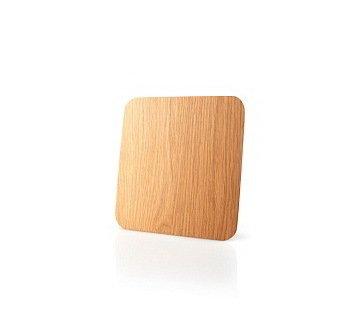Разделочная доска Nordic Kitchen, 16.5х16.5 см, дерево 520413 Eva Solo