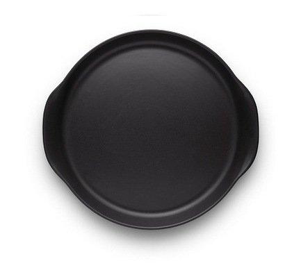 Eva Solo Блюдо сервировочное Nordic Kitchen, 30 см, черное 502797 Eva Solo блюдо сервировочное ens масленица песочное печенье 19 19 см подарочная упаковка