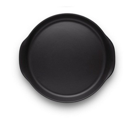 Eva Solo Блюдо сервировочное Nordic Kitchen, 30 см, черное 502797 Eva Solo блюдо декоративное перламутровое зелено черное 40х40х60 см