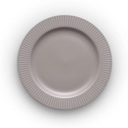 Eva Solo Тарелка круглая Legio Nova, 19 см, серая 887319