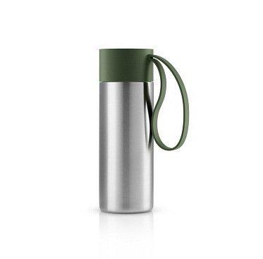 Eva Solo Термос To Go (0.35 л), 6.5x20 см, темно-зеленый 567457 Eva Solo термос laplaya traditional 35 темно зеленый 1 8 л