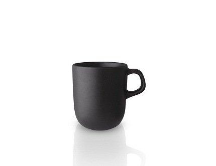 Eva Solo Чашка Nordic Kitchen (300 мл), черная 502790 Eva Solo eva solo чайник заварочный в неопреновом чехле 1 л черный 567489 eva solo