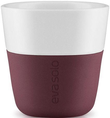 Чашки для эспрессо Espresso, бургунди, 6x6 см (80 мл), 2 шт. 501058 Eva Solo кормушки для птиц подвесные 10х11 см 2 шт 571032 eva solo