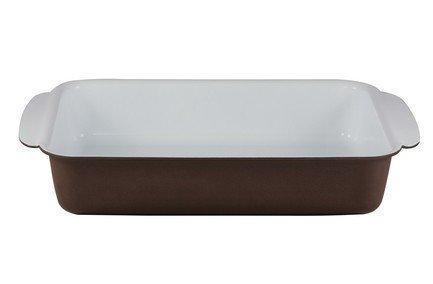 Bialetti Форма для запекания Коричневая керамика, 30х22 см BL 210 B Bialetti bialetti