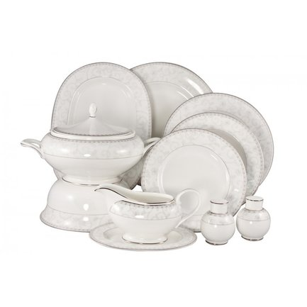 Royal Bone China Сервиз столовый Жизель на 6 персон, 27 пр. 8994/27033 Royal Bone China подвеска china wind
