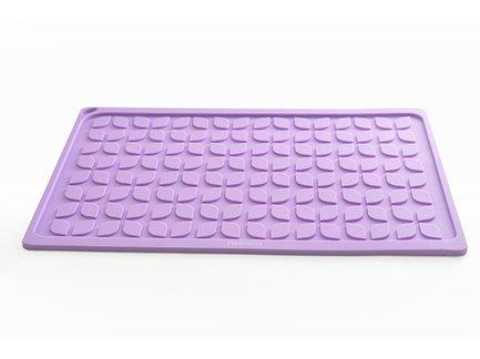 Fissman Коврик для сушки бокалов, 34x25 см коврик для сушки udry mini umbra коврик для сушки udry mini
