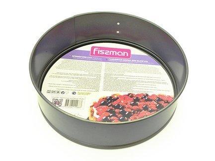 Fissman Разъемная форма для выпечки пирога, 24x6.8 см
