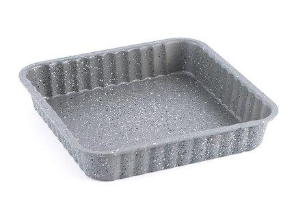 все цены на Fissman Форма для выпечки пирога квадратная, 24x24x4.5 см BW-5594.24 Fissman онлайн